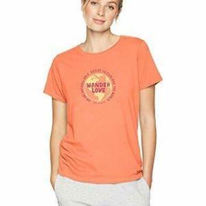 Life is Good Womens T-Shirt Wander Love
